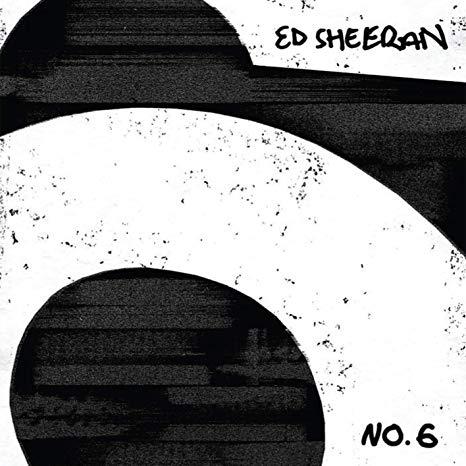 Ed Sheeran No 6 Collaboration Project