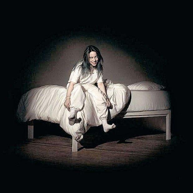 Billie Eilish When We All Fall Asleep