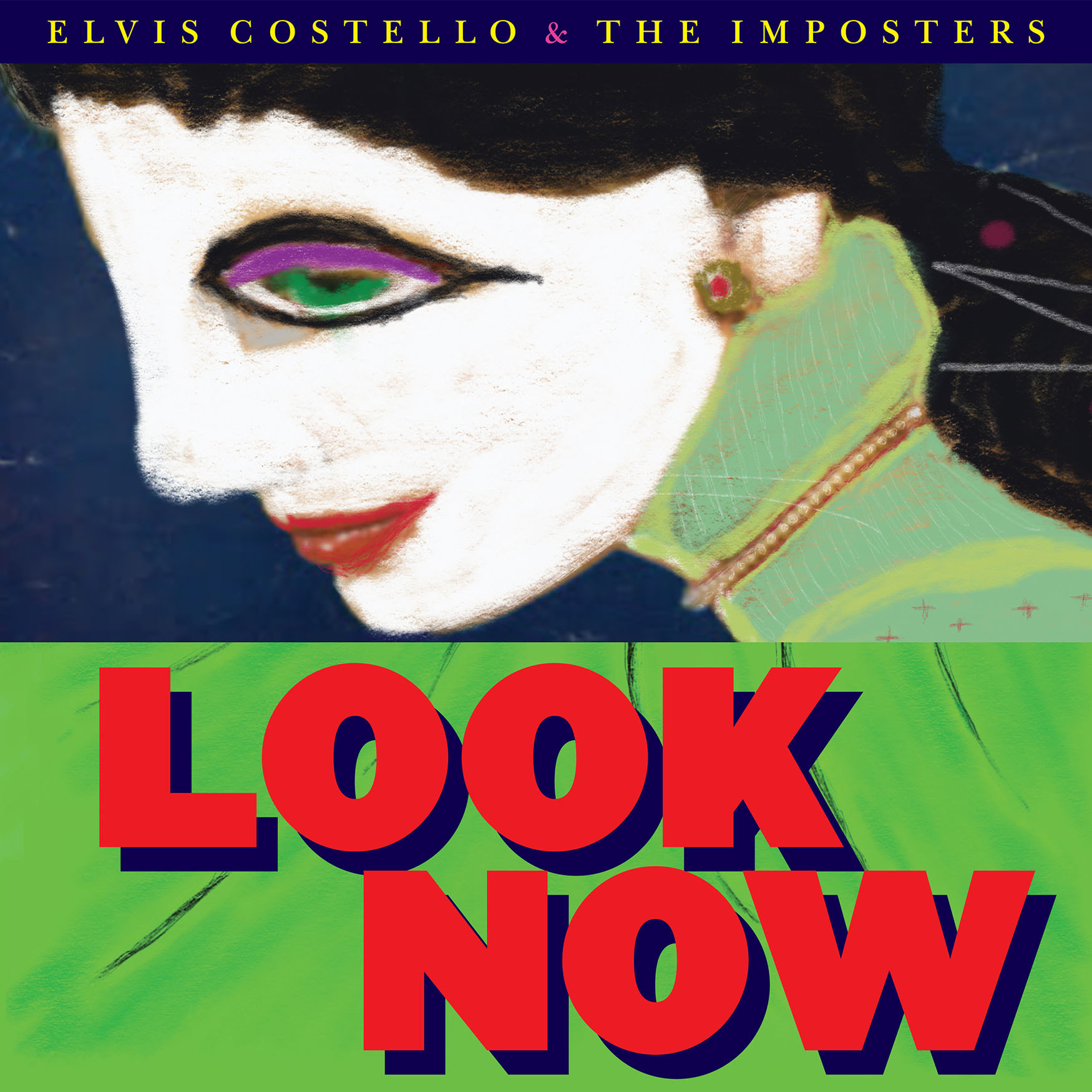 Elvis Costello Look Now