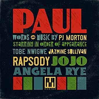 PJ Morton Paul