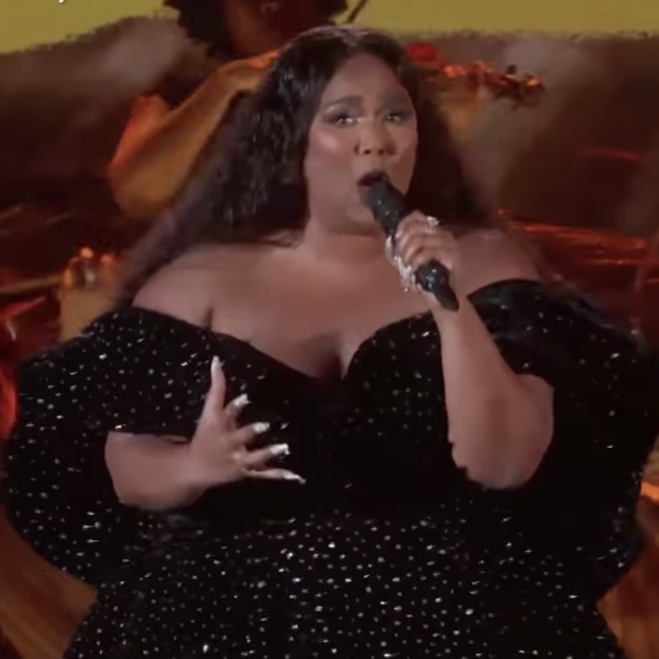 Lizzo Opening Performance