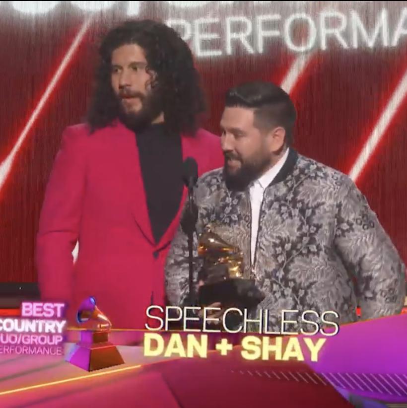 Dan _ Shay Acceptance