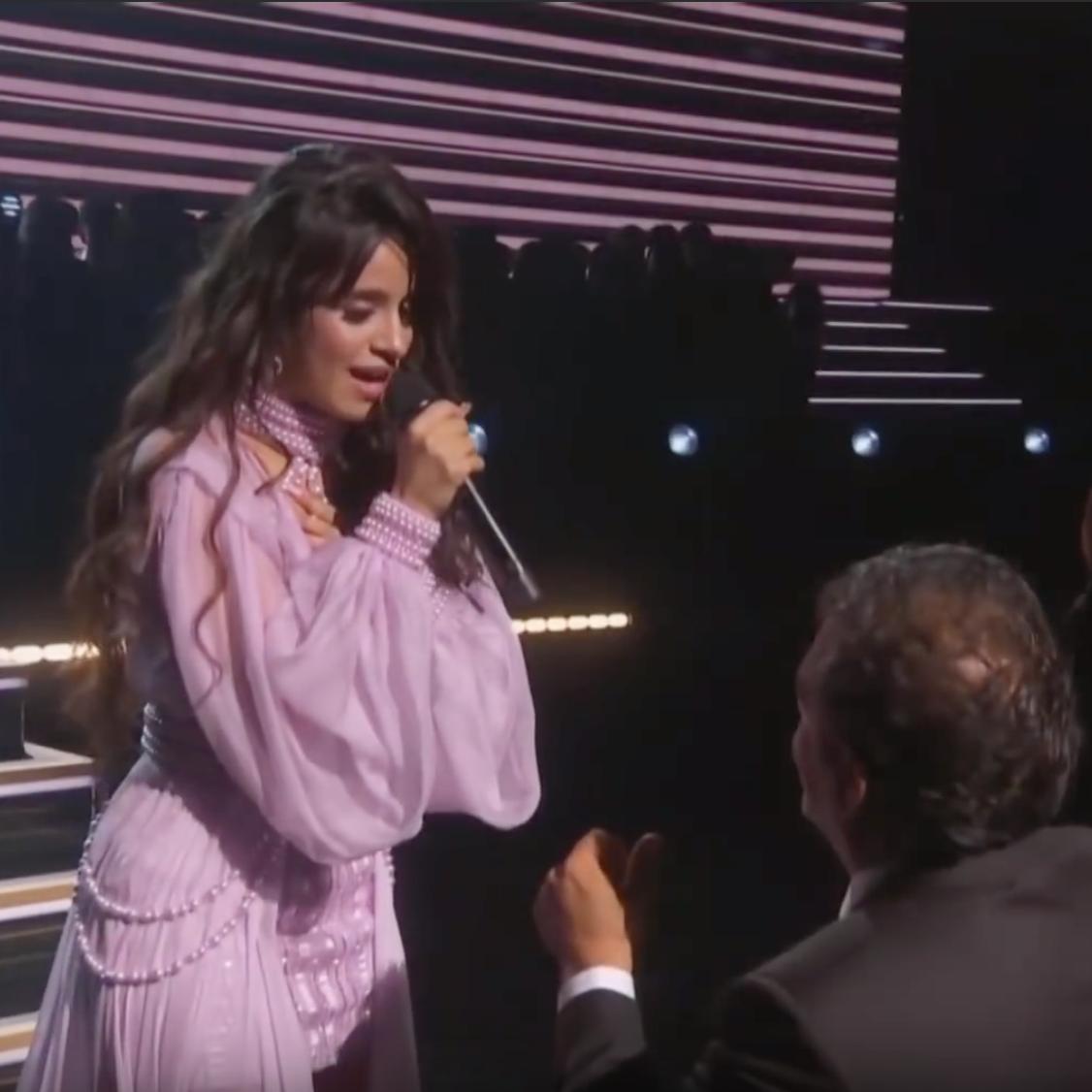 Camila Cabello Performance