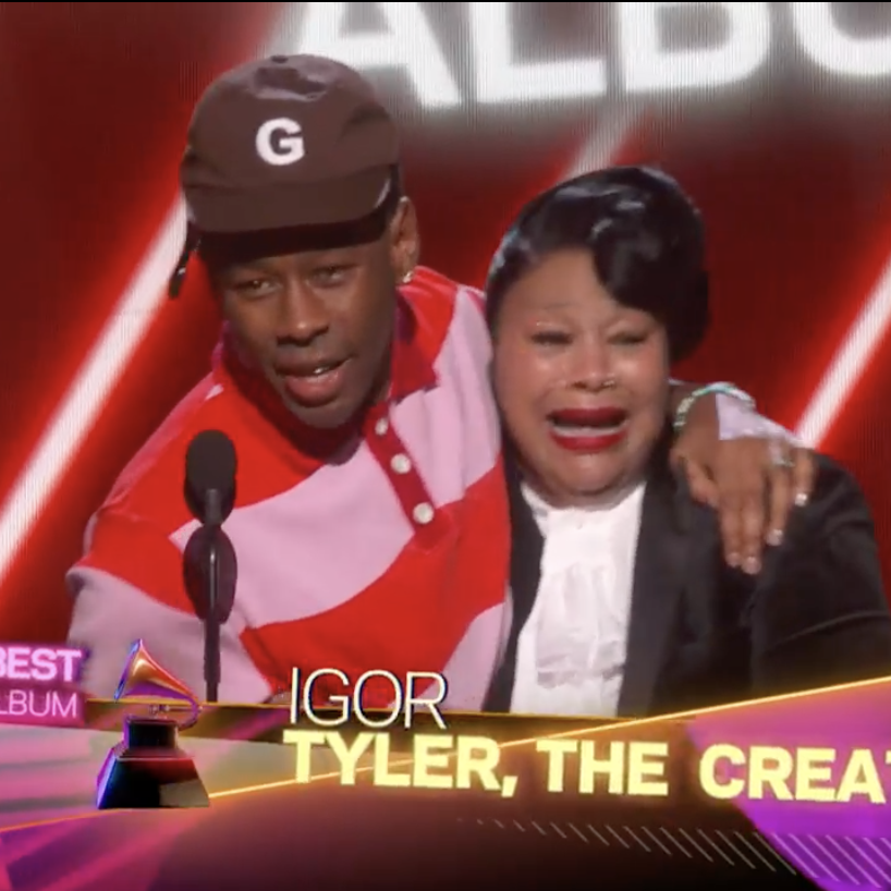 Tyler The Creator Acceptance