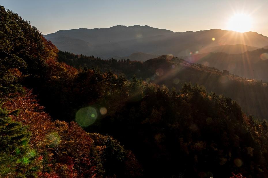 2019.11.10西山から白山眺望 1 (6)