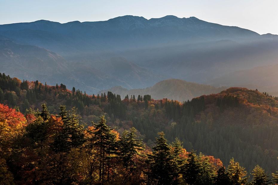 2019.11.10西山から白山眺望 1 (5)
