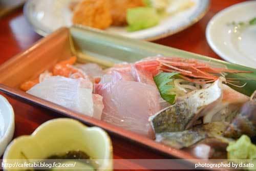 島根県 松江市 美保関 福間館 夕食 和食 かに料理 海鮮 刺身 美味い 宿泊予約 07