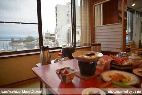 島根県 松江市 美保関 福間館 夕食 和食 かに料理 海鮮 刺身 美味い 宿泊予約 08