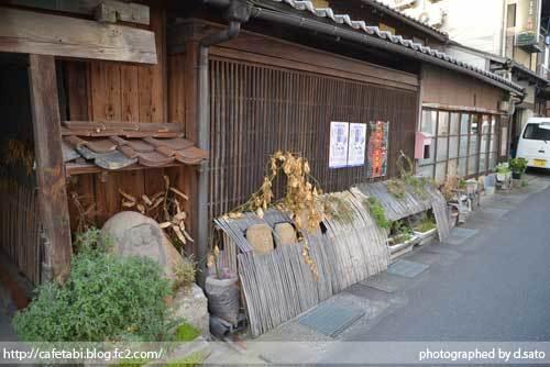 鳥取県 倉吉市 魚町 倉吉白壁土蔵群 城下町 レトロな町並みを街歩き 12