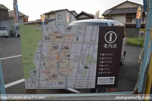 鳥取県 倉吉市 魚町 倉吉白壁土蔵群 城下町 レトロな町並みを街歩き 13