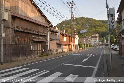 鳥取県 倉吉市 魚町 倉吉白壁土蔵群 城下町 レトロな町並みを街歩き 16