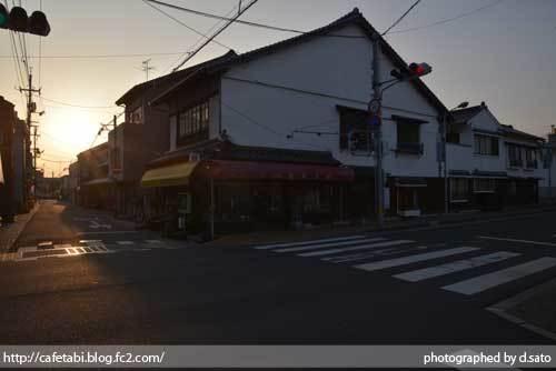 鳥取県 倉吉市 魚町 倉吉白壁土蔵群 城下町 レトロな町並みを街歩き 17