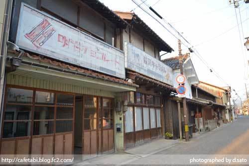 鳥取県 倉吉市 魚町 倉吉白壁土蔵群 城下町 レトロな町並みを街歩き 18