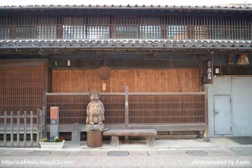 鳥取県 倉吉市 魚町 倉吉白壁土蔵群 城下町 レトロな町並みを街歩き 19