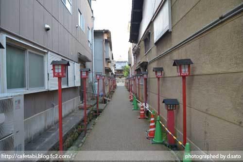 鳥取県 倉吉市 魚町 倉吉白壁土蔵群 城下町 レトロな町並みを街歩き 02