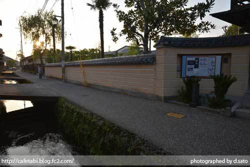 鳥取県 倉吉市 魚町 倉吉白壁土蔵群 城下町 レトロな町並みを街歩き 05