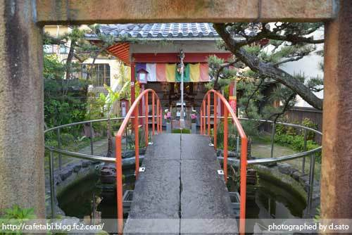 鳥取県 倉吉市 魚町 倉吉白壁土蔵群 城下町 レトロな町並みを街歩き 27