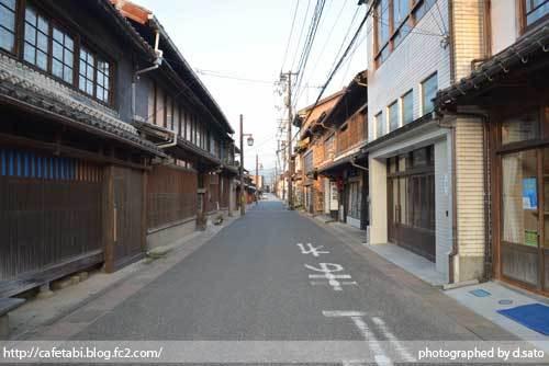 鳥取県 倉吉市 魚町 倉吉白壁土蔵群 城下町 レトロな町並みを街歩き 29