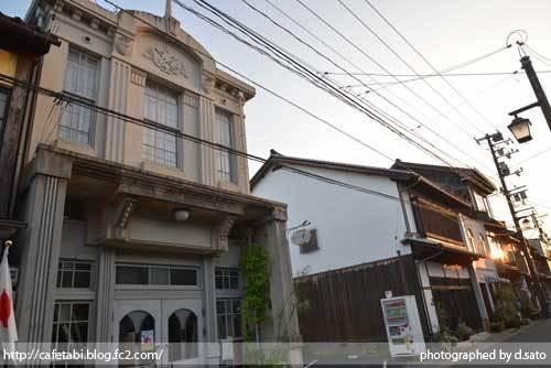 鳥取県 倉吉市 魚町 倉吉白壁土蔵群 城下町 レトロな町並みを街歩き 21