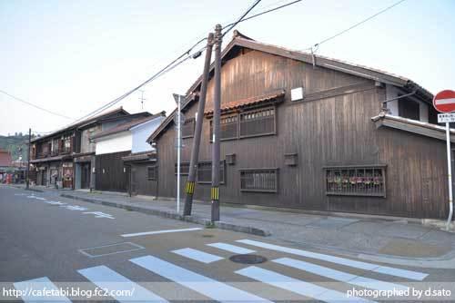 鳥取県 倉吉市 魚町 倉吉白壁土蔵群 城下町 レトロな町並みを街歩き 23