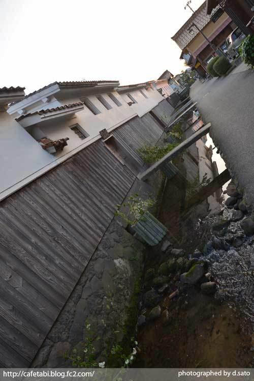 鳥取県 倉吉市 魚町 倉吉白壁土蔵群 城下町 レトロな町並みを街歩き 25