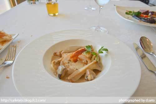 千葉県 千葉市 中央区 千葉みなと アマンダンセイル ランチ 予約 おしゃれ 海の見えるレストラン フランス料理 コース料理 披露宴 二次会 12