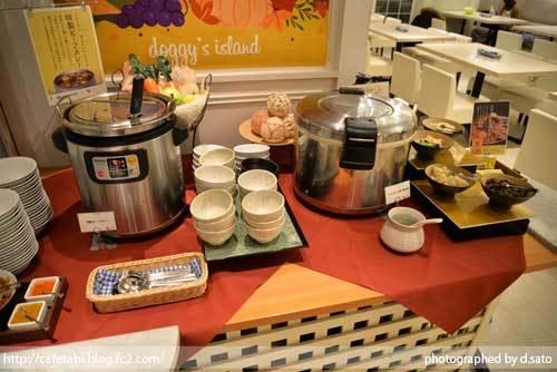 千葉県 八街市 小谷流の里 ドギーズアイランド レストラン 夕食 朝食 リゾートホテル 宿泊 予約 犬 ペットOK 写真 07