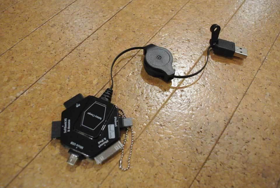 千葉長期停電時に役立つモバイルバッテリーで動く機器02