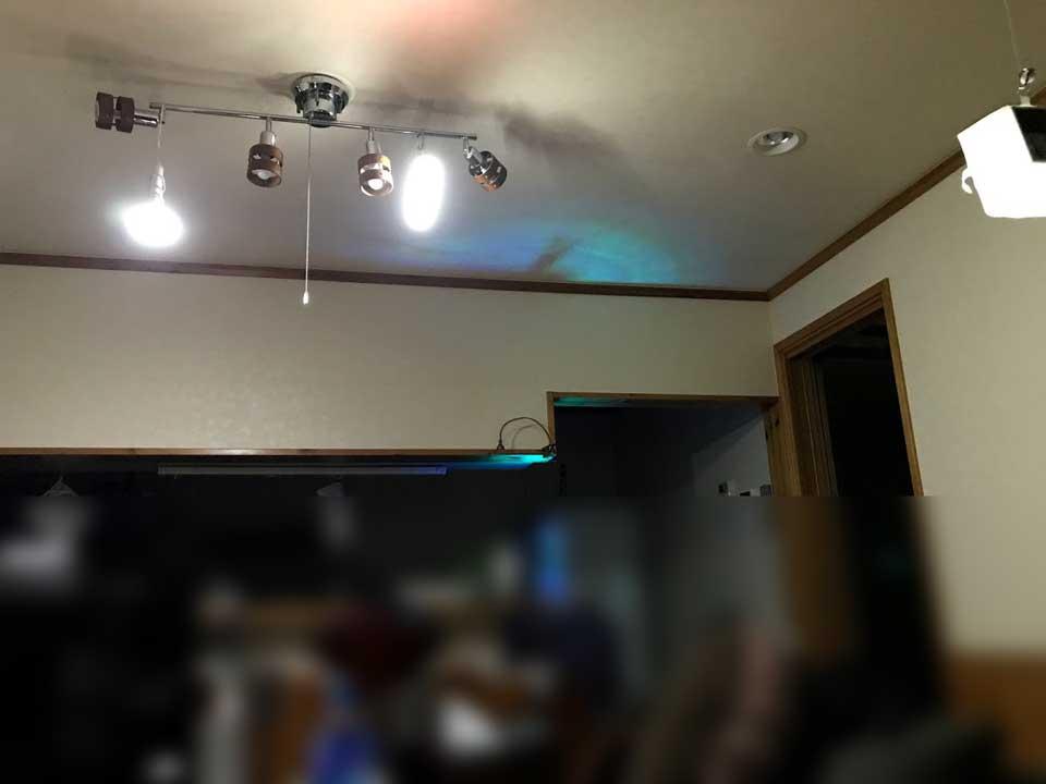 充電式LEDライトで部屋はいくらでも明るくできる
