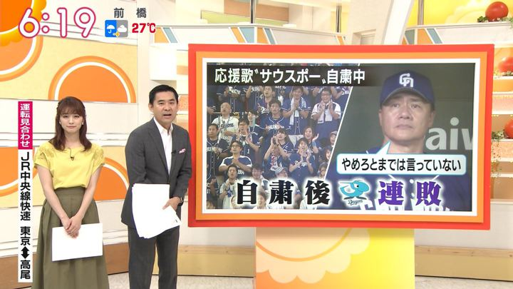 2019年07月04日新井恵理那の画像16枚目