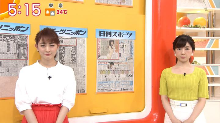 2019年08月01日新井恵理那の画像06枚目