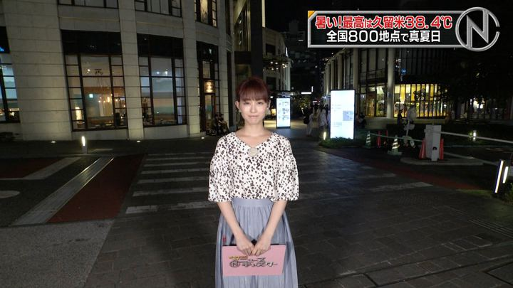 2019年08月03日新井恵理那の画像01枚目