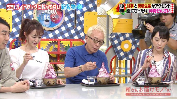 2019年08月04日新井恵理那の画像04枚目
