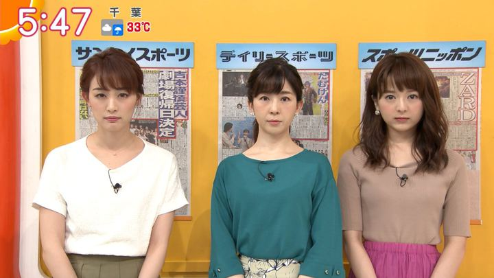 2019年08月13日新井恵理那の画像12枚目