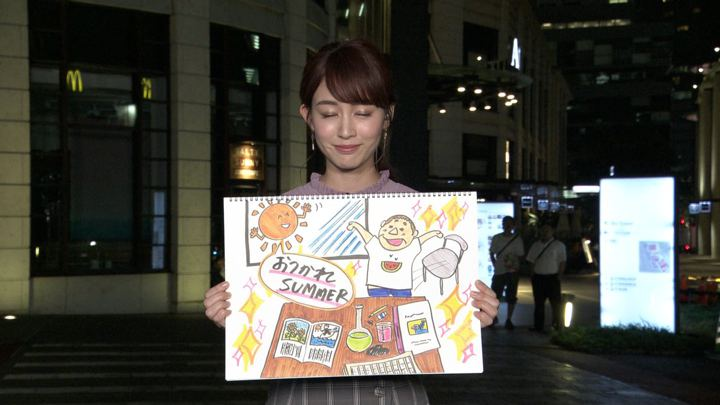 2019年08月24日新井恵理那の画像06枚目