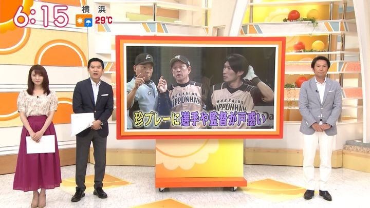 2019年08月26日新井恵理那の画像17枚目