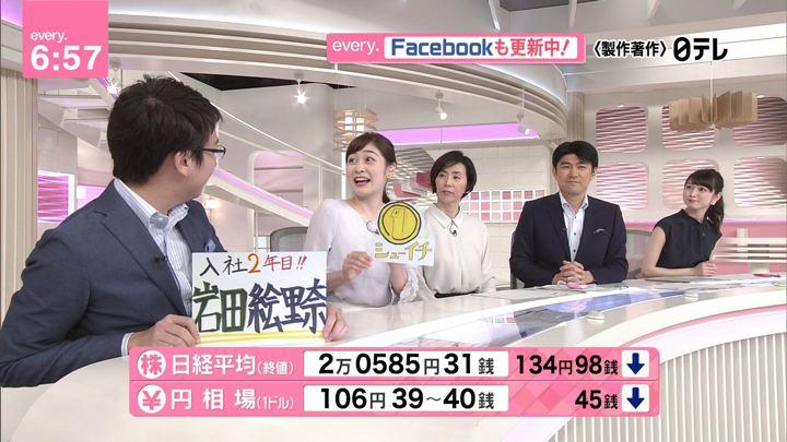 2019年08月06日岩田絵里奈の画像11枚目
