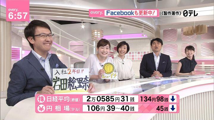 2019年08月06日岩田絵里奈の画像12枚目