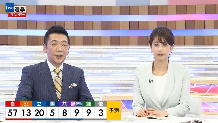 2019年07月21日加藤綾子の画像06枚目
