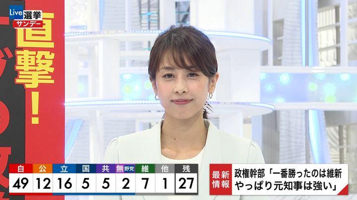 2019年07月21日加藤綾子の画像10枚目