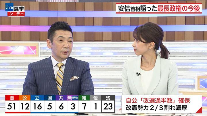 2019年07月21日加藤綾子の画像24枚目