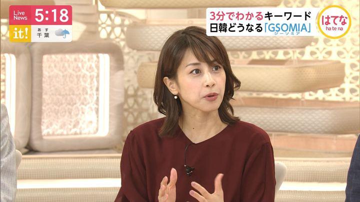 2019年08月22日加藤綾子の画像06枚目