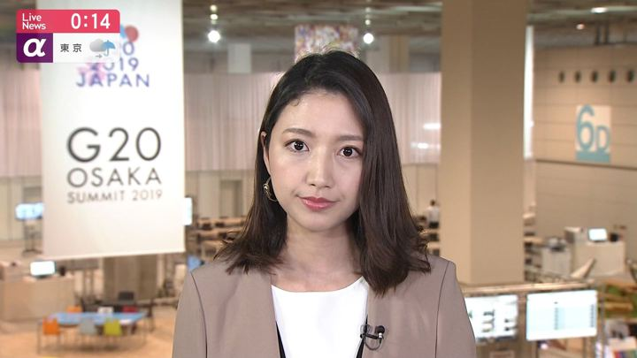 2019年06月28日三田友梨佳の画像04枚目