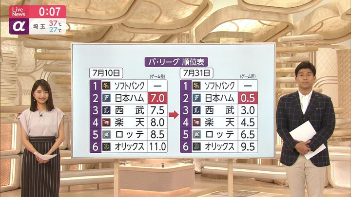 2019年08月01日三田友梨佳の画像35枚目