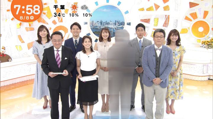 2019年08月08日永島優美の画像12枚目