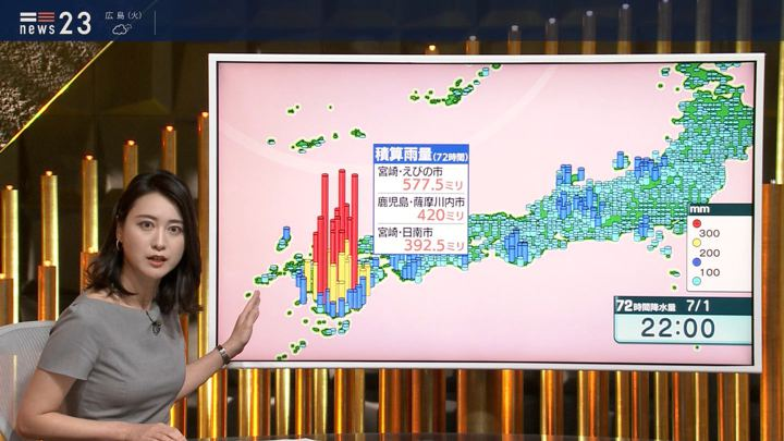2019年07月01日小川彩佳の画像07枚目