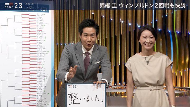 2019年07月04日小川彩佳の画像20枚目