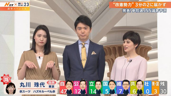 2019年07月21日小川彩佳の画像06枚目