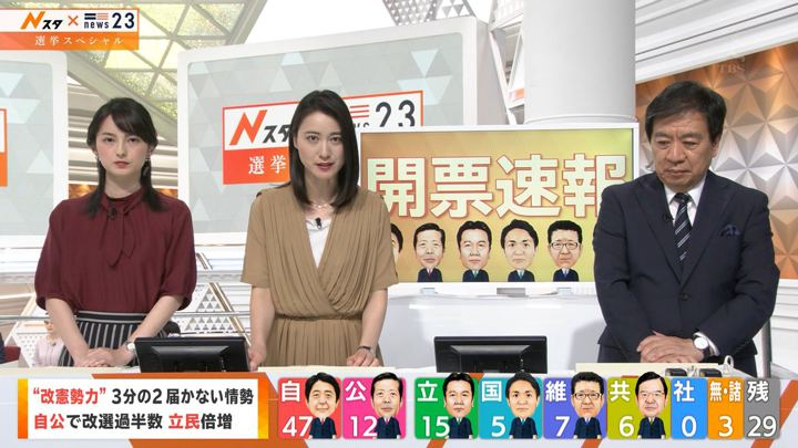 2019年07月21日小川彩佳の画像10枚目
