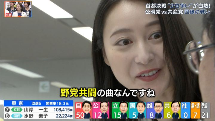 2019年07月21日小川彩佳の画像20枚目